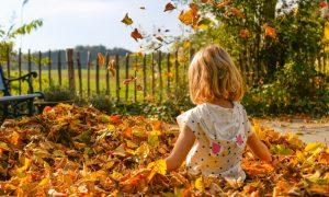 Herbst mit Kindern: Positiv in die neue Jahreszeit gehen