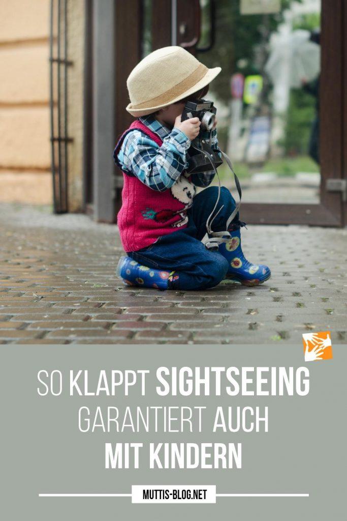 Sightseeing mit Kindern