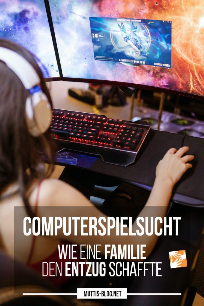 Computerspielsucht: Wie eine Familie den Entzug schaffte