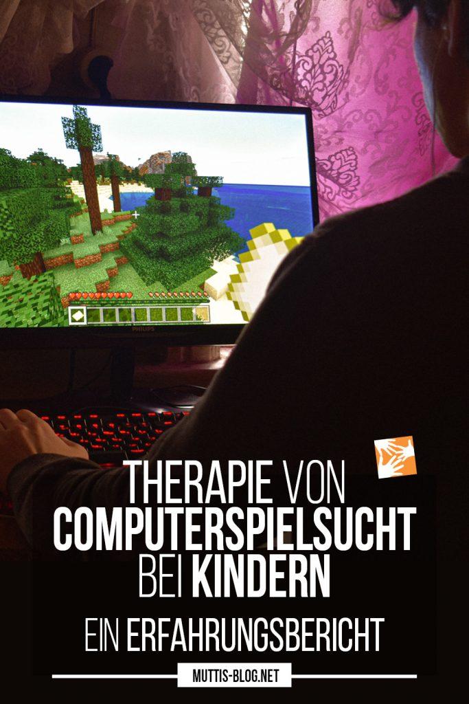 Therapie von Computerspielsucht bei Kindern: Erfahrungsbericht