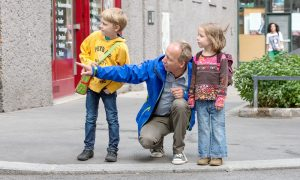 Schulweg üben mit Kindern – aber richtig!