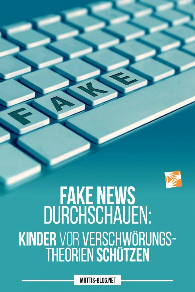 Fake News durchschauen: Kinder vor Verschwörungstheorien schützen