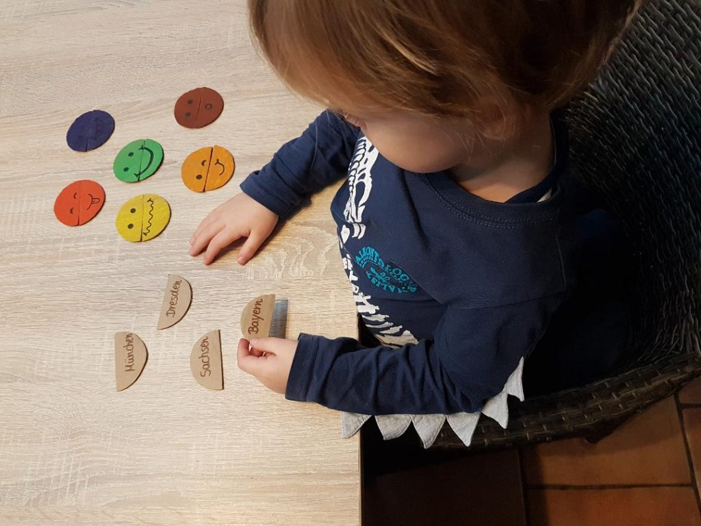 Lernspiele gegen Lernfrust: Lernsmileys